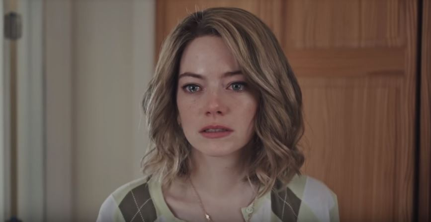 Emma Stone plays cheated-on girlfriend in hilarious gay porn sketch