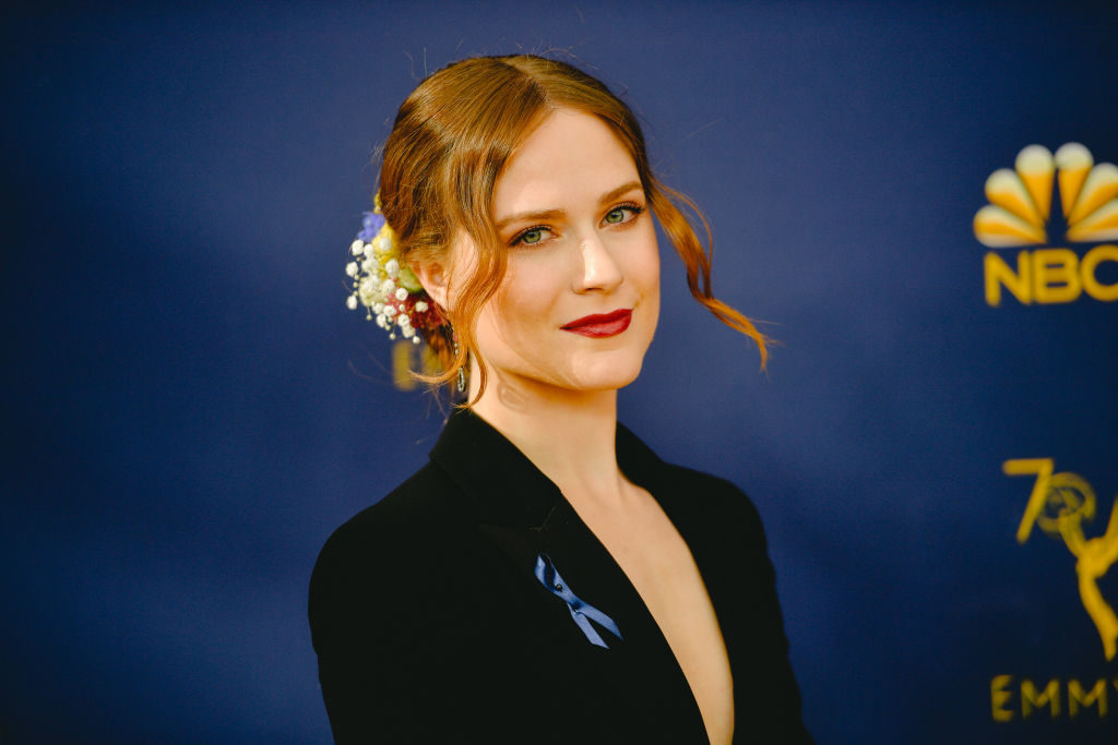 Evan Rachel Wood opens up about spending time in a psychiatric hospital