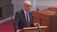 Free Presbyterian minister slams DUP for electing 'out and