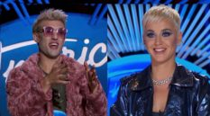 Jorgie credited American Idol judge Katy Perry to inspire him to come out.