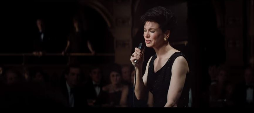 First trailer for Judy Garland biopic starring Renée Zellweger released