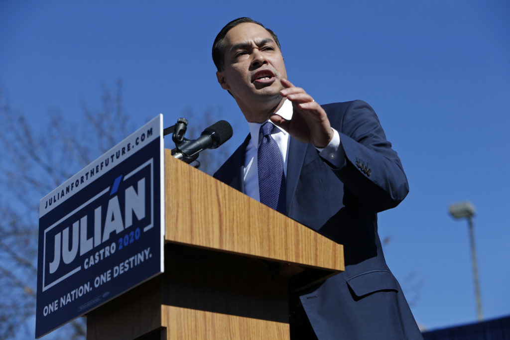 Julián Castro LGBT rights record: Former U.S. Department of Housing and Urban Development (HUD) Secretary launches Presidential bid