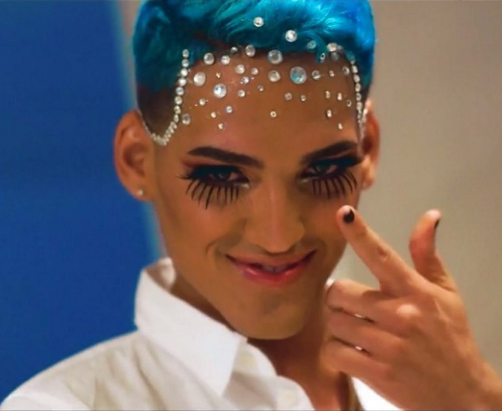 A picture of Kevin Fret smiling