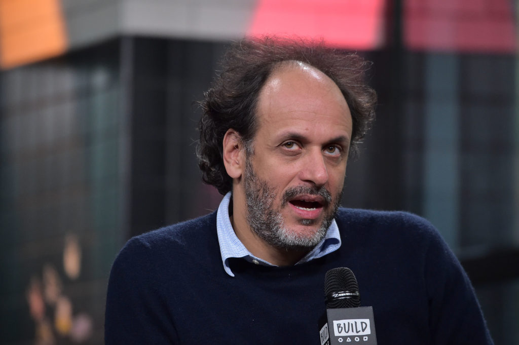 Luca Guadagnino visits Build at Build Studio on October 19, 2018 in New York City.