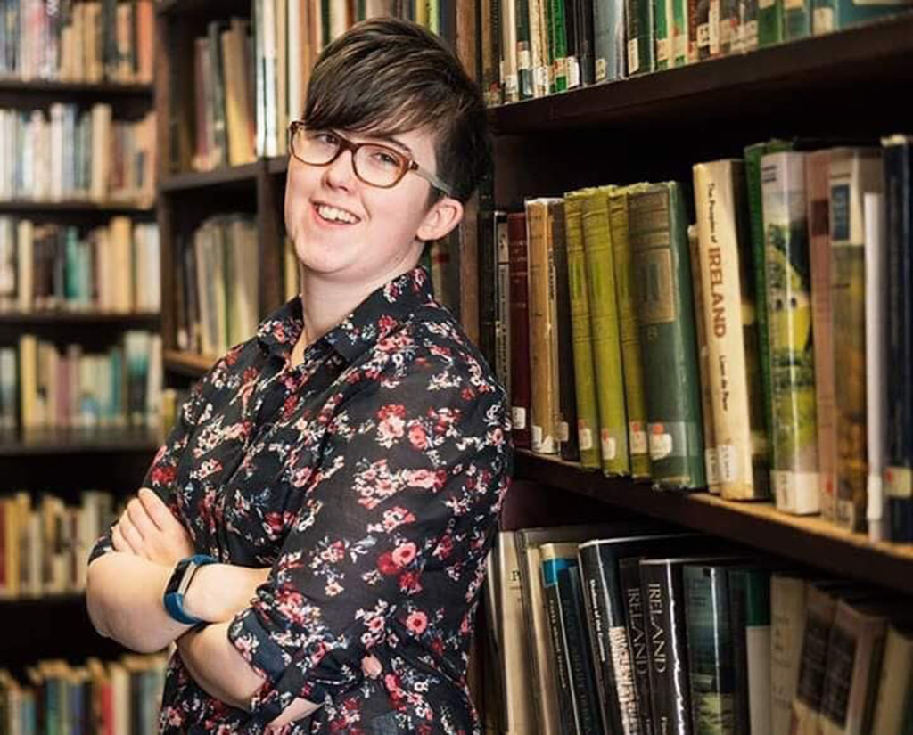 Lyra McKee murder: 140 people contact police with information