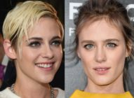Photos of Mackenzie Davis and Kristen Stewart, who are set to star in Happiest Season