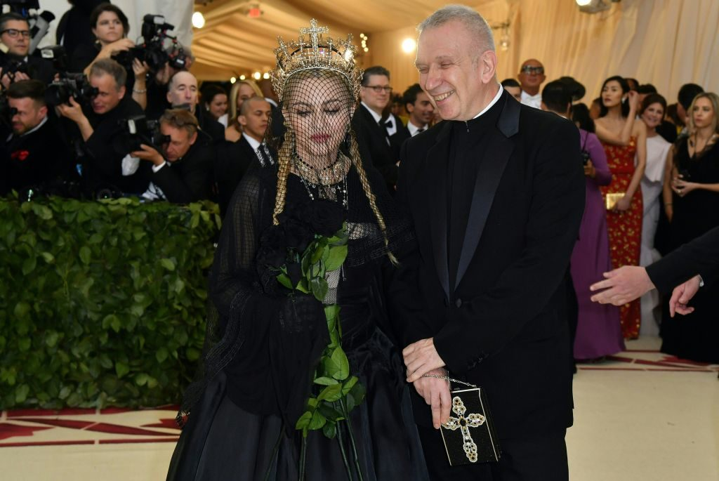 Jean Paul Gaultier to design outfit for Madonna's Eurovision performance