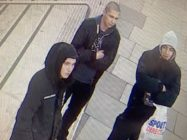 London's Metropolitan Police issued an homophobic assault appeal for three men