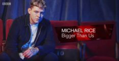 Michael Rice to represent the UK at Eurovision with 'Bigger Than Us'