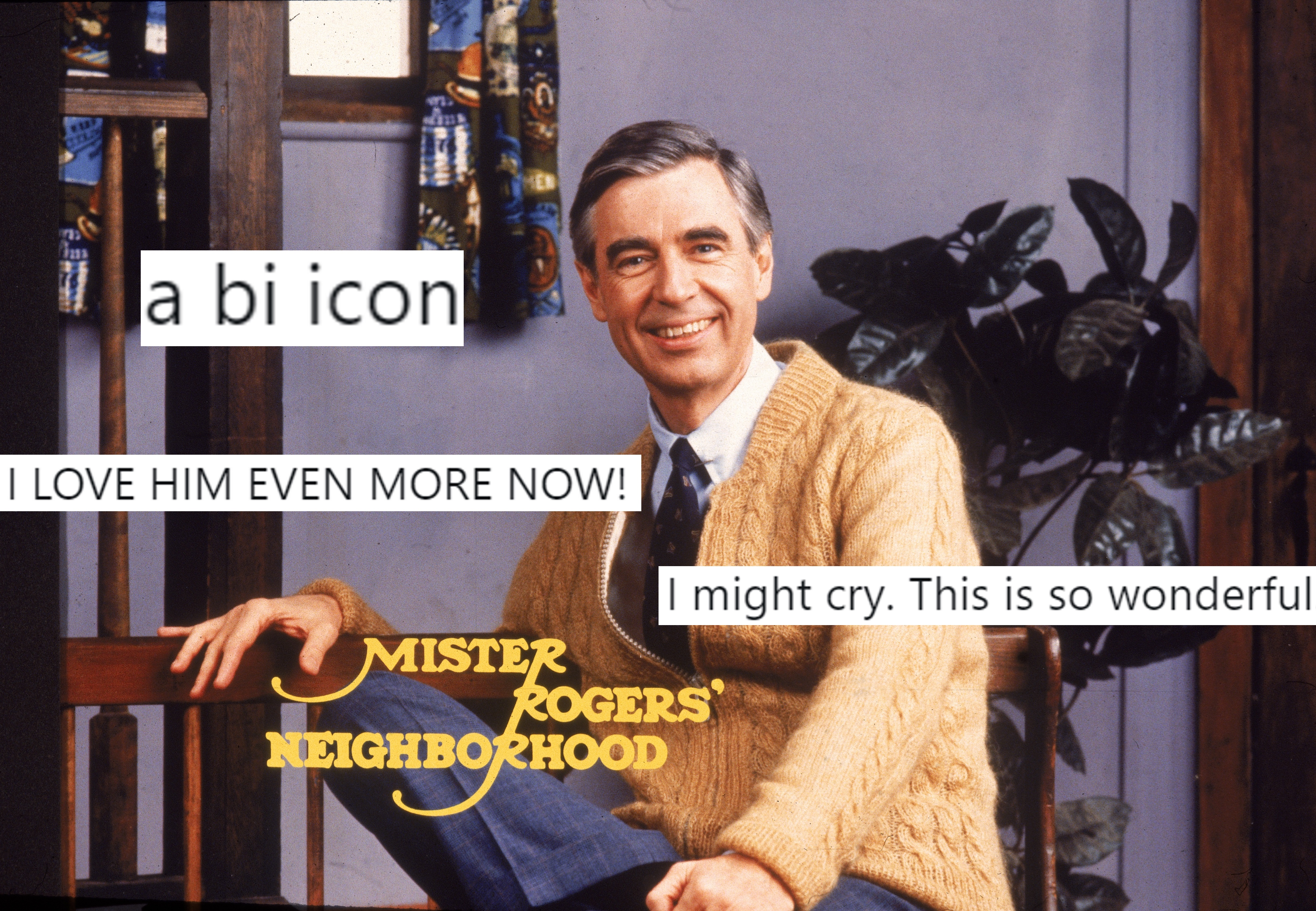 Mister Rogers Was Bisexual And People Are Overjoyed