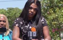Photo of trans woman Muhlaysia Booker, who was attacked in a viral video clip.