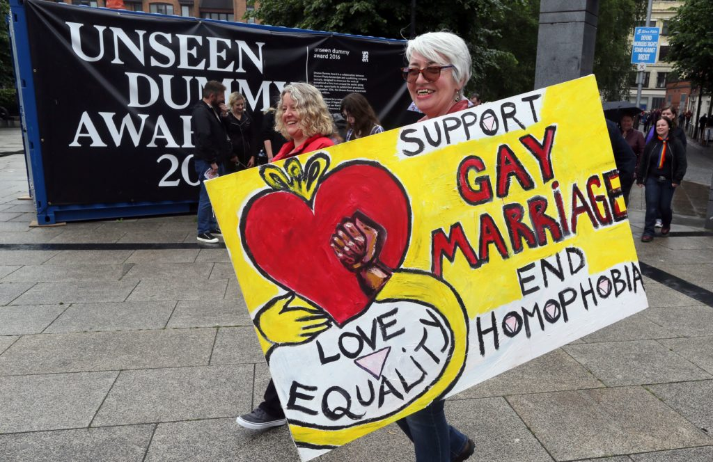 Northern ireland same-sex marriage