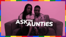 Ask the Aunties: agony aunts Lee and Karnage (PinkNews)