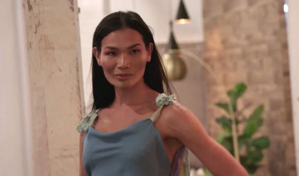 Project Runway debuts first transgender model