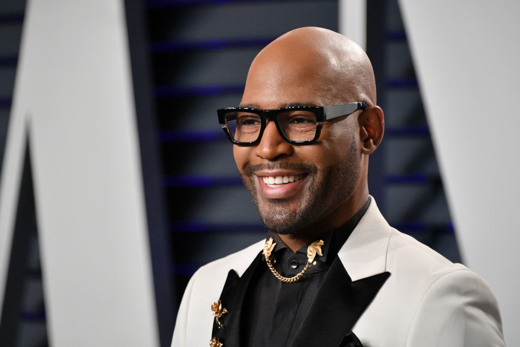 Queer Eye star Karamo Brown attends the 2019 Vanity Fair Oscar Party hosted by Radhika Jones at Wallis Annenberg Center for the Performing Arts on February 24, 2019 in Beverly Hills, California.
