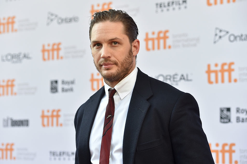Tom Hardy was dropped from Rocketman because he was 'too old'