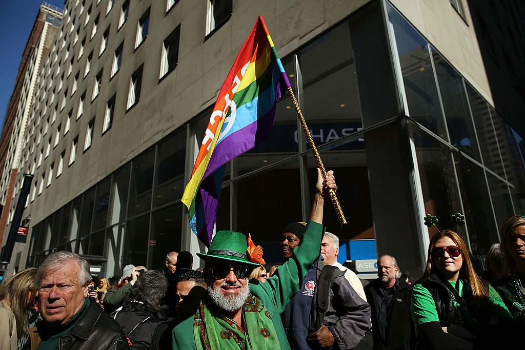 Politicians boycott Staten Island St Patrick's Day parade over LGBT exclusion
