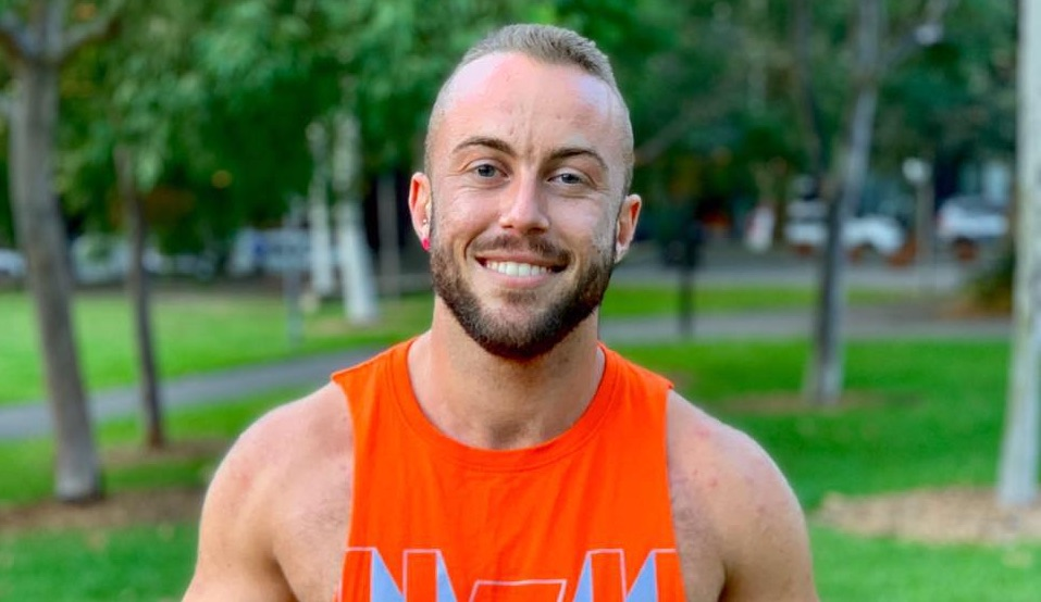Steve Spencer, who is believed to be the second man in Australia to contract HIV while taking PrEP.