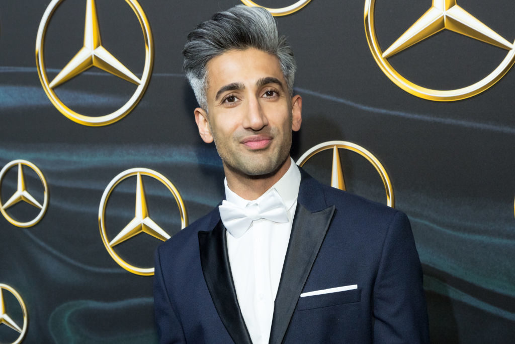 Queer Eye's Tan France launches new memoir with UK book tour