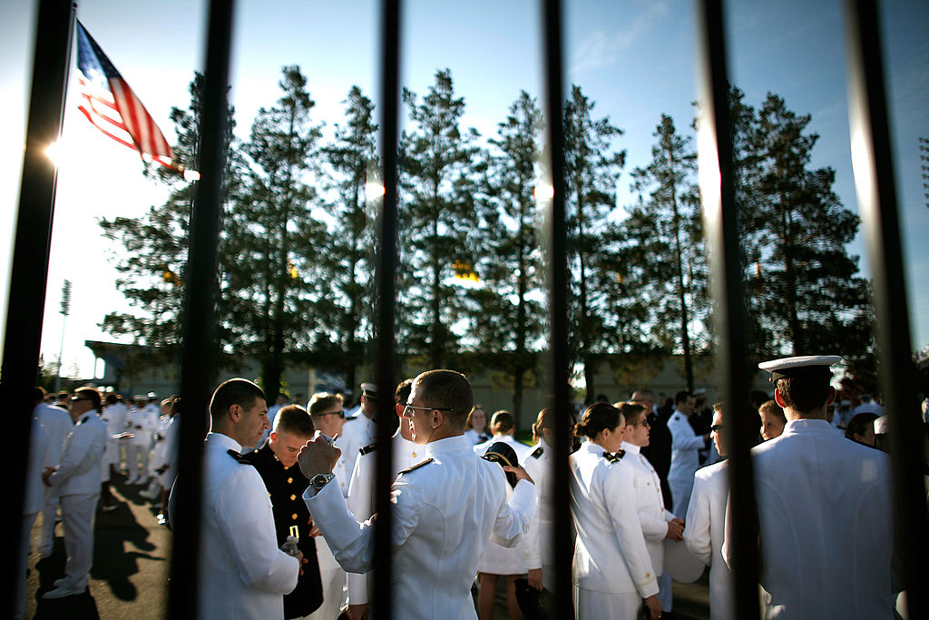 US Naval Academy to ban transgender students