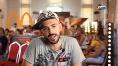 X Factor Malta contestant Matthew Grech said he used to be gay before becoming a Christian. (TVM/YouTube)