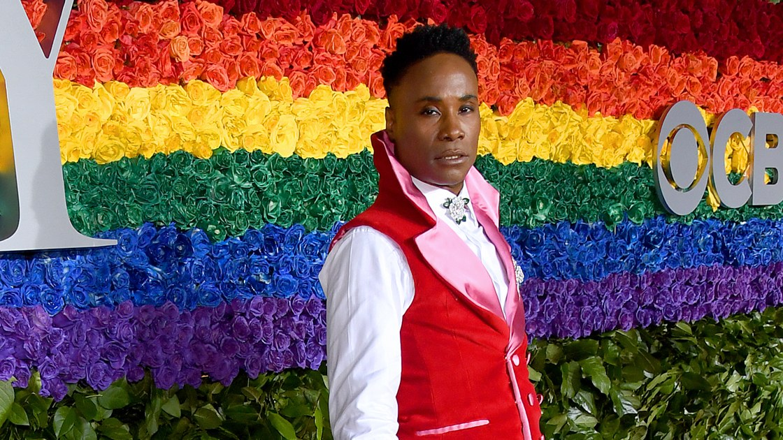 Billy Porter says religious homophobes don't need to worry about his 'salvation' – just give him respect