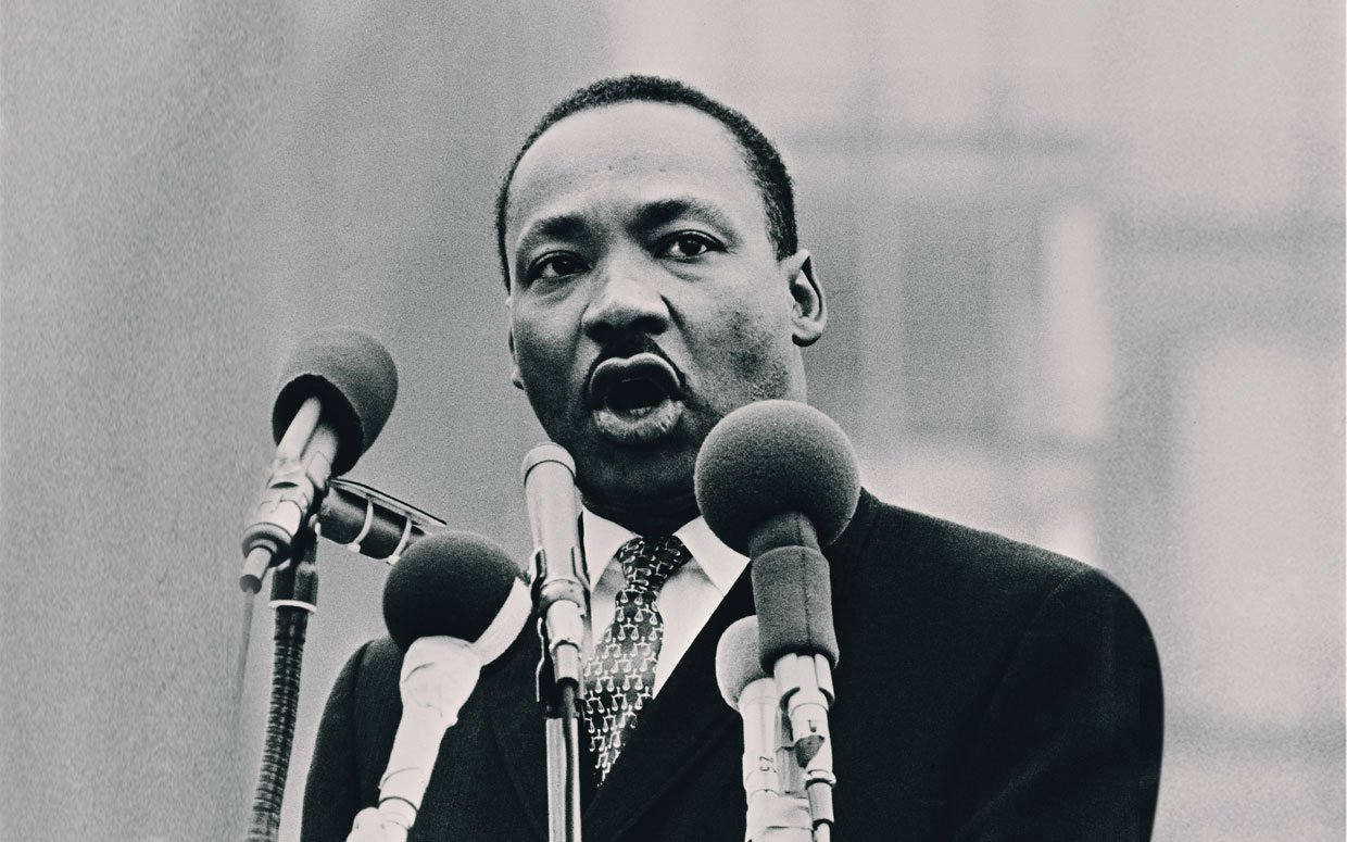 This is what Martin Luther King told a teen struggling with his sexuality