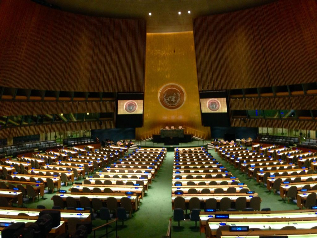 United Nations tells world governments: Stop treating homosexuality as an illness