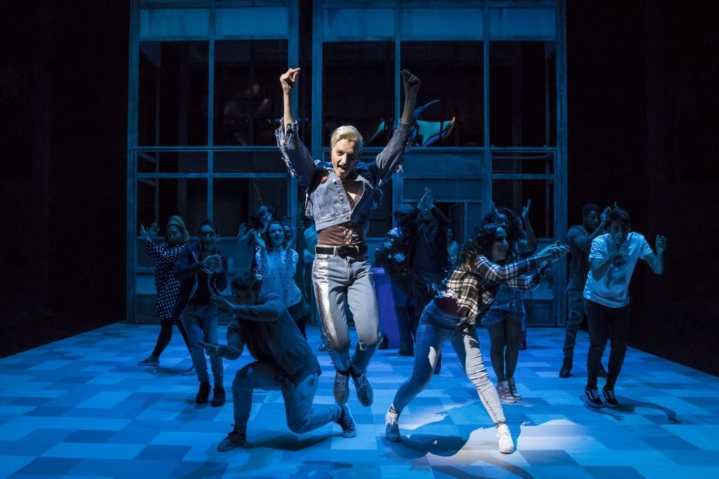 EVERYBODY'S TALKING ABOUT JAMIE by Dan Gillespie Sells and Tom MacRae, , Director - Jonathan Buttered, Designer - Anna Fleischsle, Choreographer - Kate Prince, Sheffield Theatres, 2017, Credit: Johan Persson/