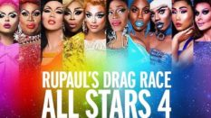 RuPaul's Drag Race: All Stars is back for a fourth season. Cast (L-R): Farrah Moan, Latrice Royale, Manila Luzon, Monique Heart, Valentina, Jasmine Masters, Monet X Change, Naomi Smalls, Gia Gunn, Trinity the Tuck.
