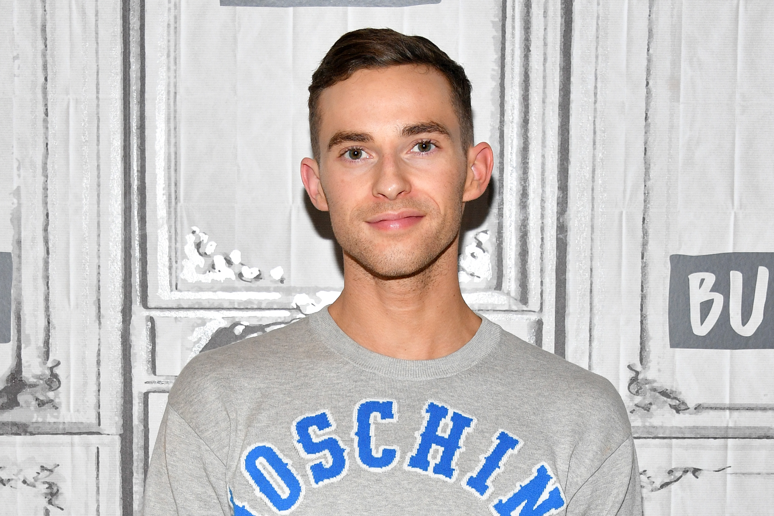 Adam Rippon, who said he is retiring from professional figure skating