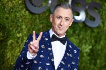 Alan Cumming at the Tony Awards