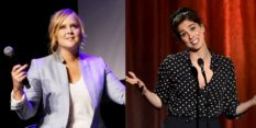 Amy Schumer and Sarah Silverman are under fire