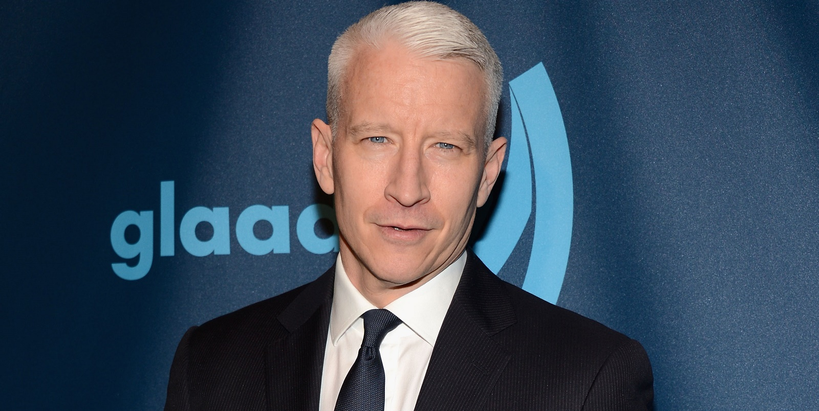 Anderson Cooper with his mother Gloria Vanderbilt