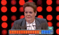 The Chase's Anne Hegerty (not a lesbian)