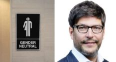 Berlin gender-neutral toilets and Dirk Behrendt