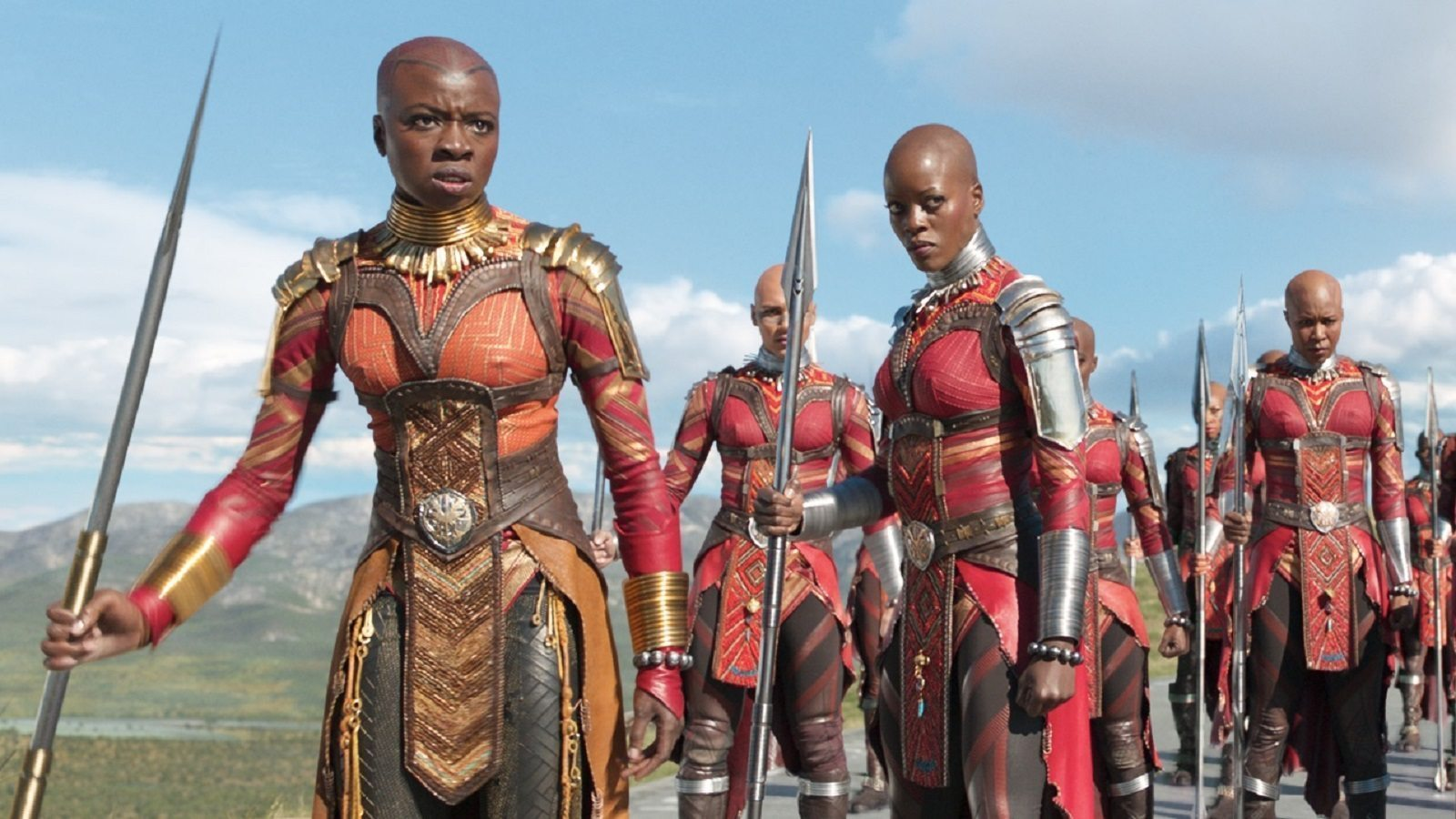 Black Panther deleted scene confirms Okoye is married to a m