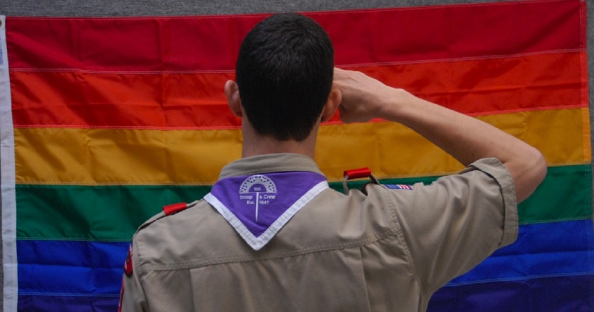 Brookline boy scout leader protests scouts sexual orientation stance