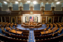 Congress: The US House of Representatives chamber in Washington, DC
