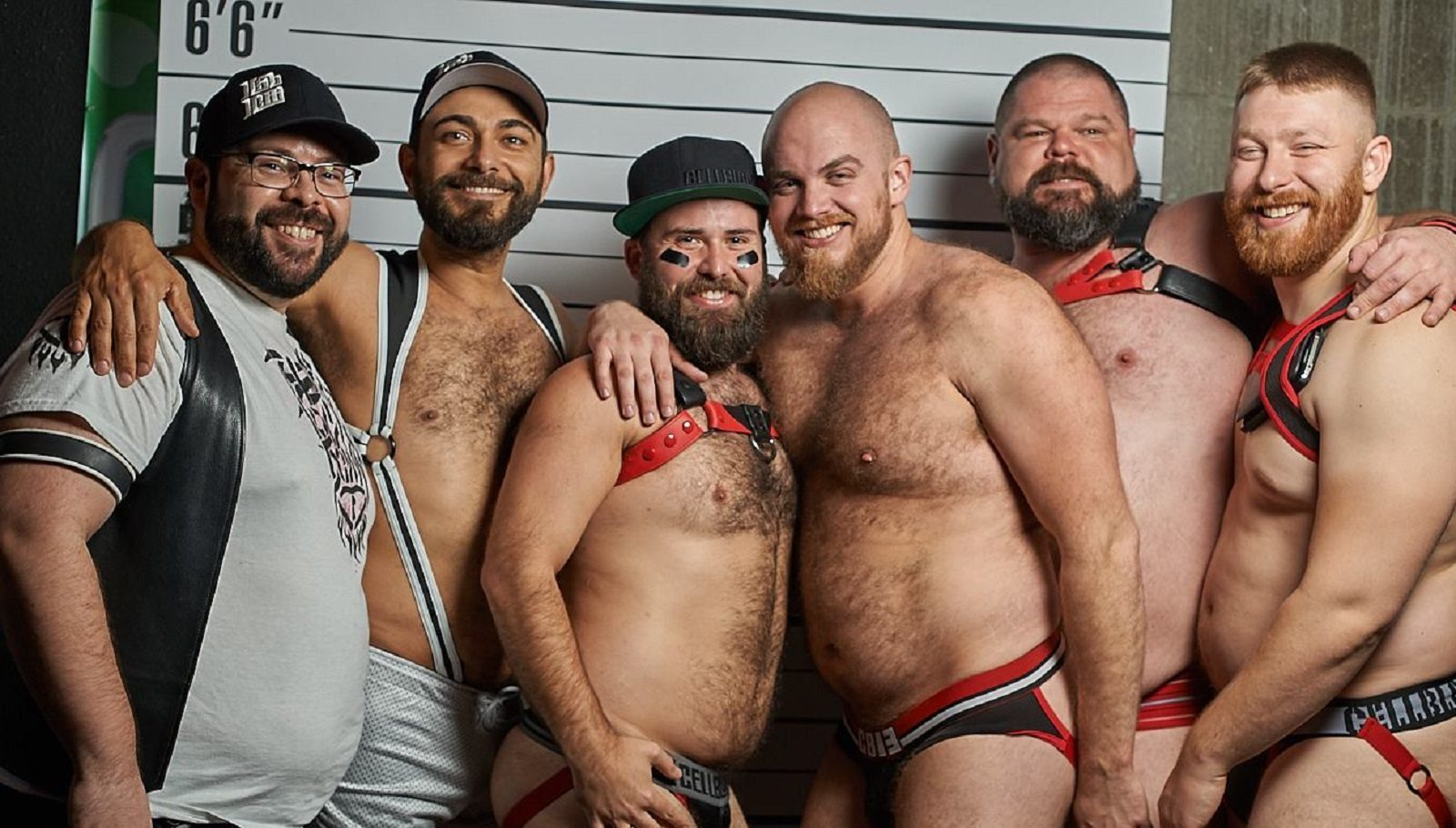 San francisco gives cultural status to leather, gay district