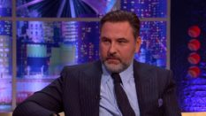David Walliams on The Jonathan Ross Show. He said he would appear on Strictly Come Dancing and wants a same-sex partner