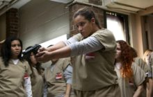 Daya Diaz in orange is the new black