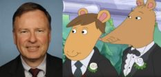 Republican congressman Doug Lamborn is seeking to defund PBS over the Arthur episode