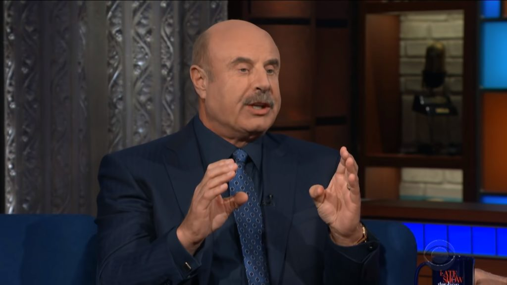 Dr Phil on Trump anti-transgender plan: Kiss my ass, you can
