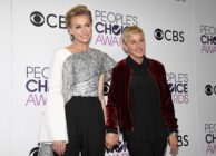 Ellen DeGeneres, who just celebrated her 15th anniversary with wife Portia de Rossi