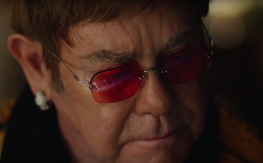 Elton John who sings John Lewis Christmas advert