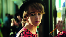 Billy Bloom played by Alex Lawther in Freak Show