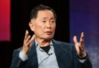 George Takei on the TCA Tour