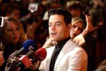 LONDON, ENGLAND - OCTOBER 23: Rami Malek attends the World Premiere of 'Bohemian Rhapsody' at SSE Arena Wembley on October 23, 2018 in London, England. (Photo by Eamonn M. McCormack/Eamonn M. McCormack/Getty Images for Twentieth Century Fox )