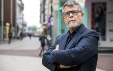 Photo of 69-year-old Dutchman Emile Ratelband in Arnhem